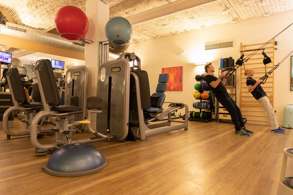personal trainer Den Haag